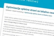 Lokalna optimizacija