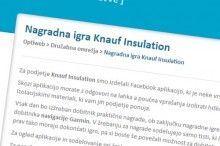 FB aplikacija - Knauf Insulation