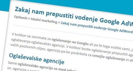 Google Adwords agencije
