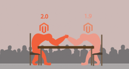Magento 1.9 vs 2.0 fight