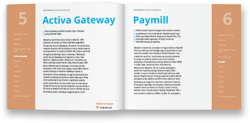 Primerjava plačilnih metod