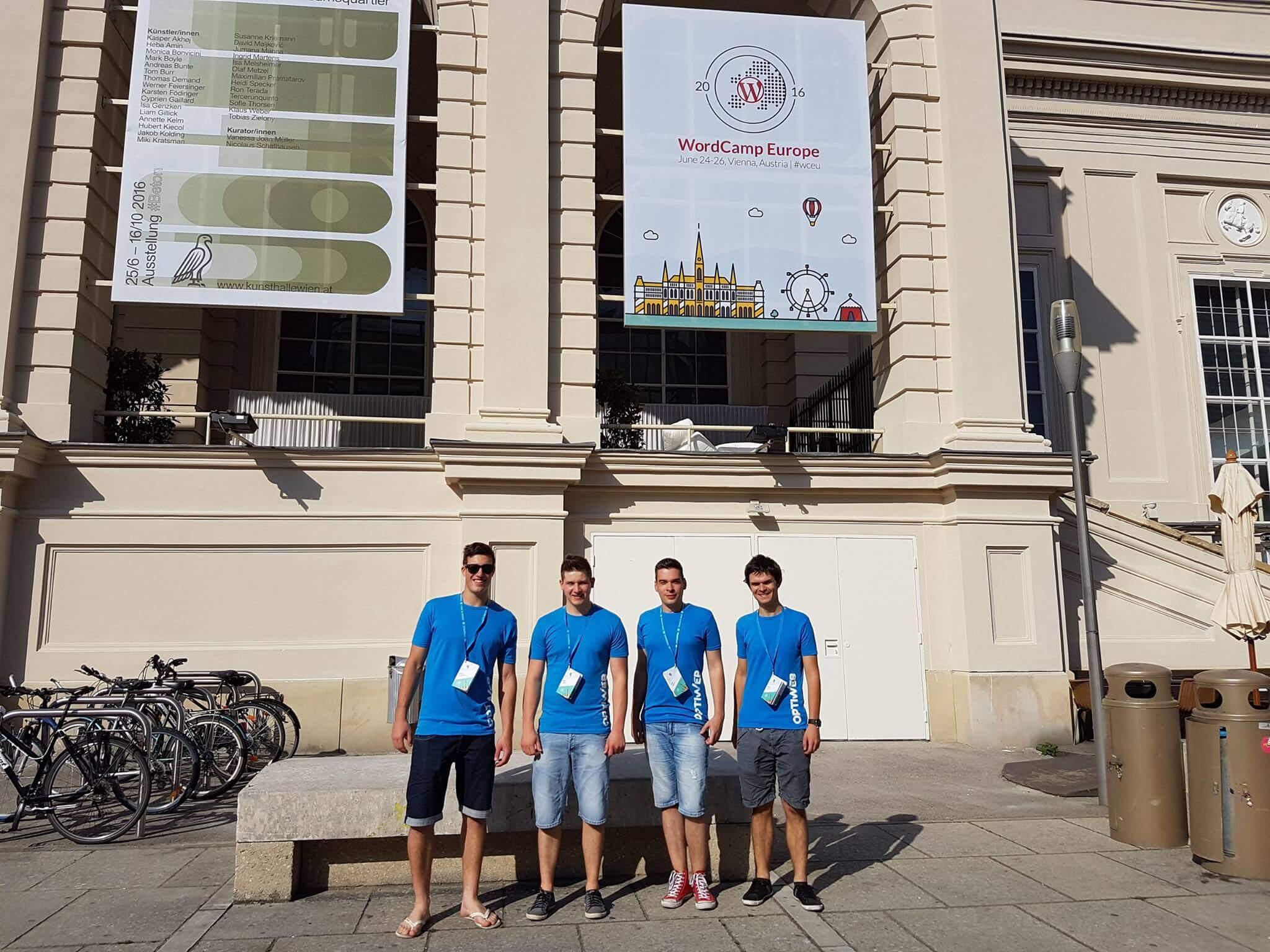 Wordcamp Dunaj