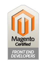 Magento Front End Developer Certification
