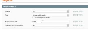 Magento - Ecommerce Tracking