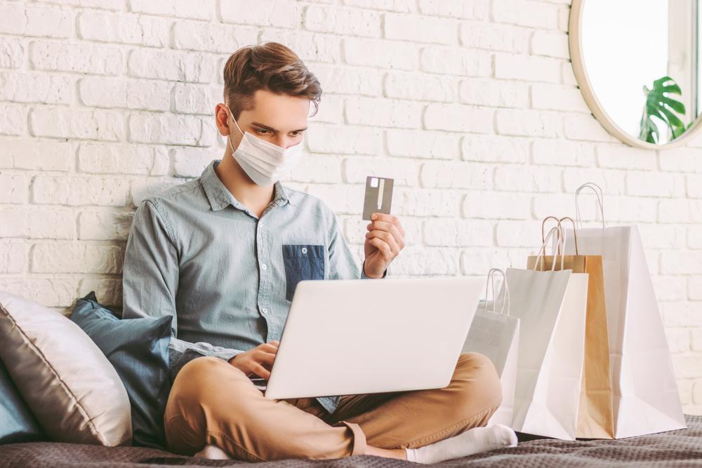 E-commerce bo eden od zmagovalcev v bitki s koronavirusom.